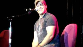 Josh Gracin - Let Me Fall Acoustic