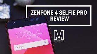 ASUS Zenfone 4 Selfie Pro Unboxing and Review