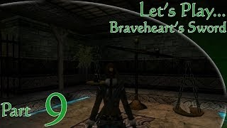 """Let's Play: Braveheart's Sword - The Lost Sword [1/2] - """"Zabawy wodą"""""""