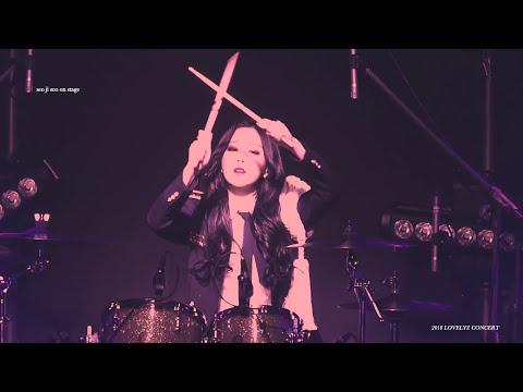 Lovelyz Jisoo Performance
