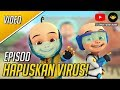 Upin Ipin Musim 11 Hapuskan Virus Full Episode