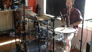 More   Flying Lotus Feat. Anderson .Paak   Drum Cover