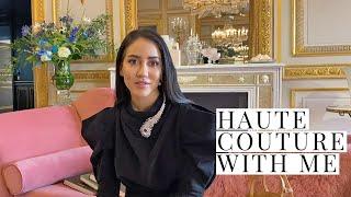 Fashion Week Season Starts, Haute Couture Vlog | Tamara Kalinic