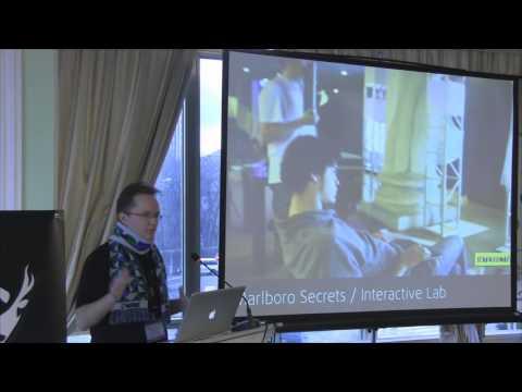 InteractiveLab: Игровые механики в интерактивных инсталляциях (DevGAMM Kyiv 2013)