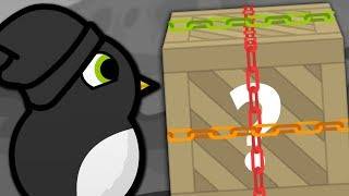 PINGU AND THE MYSTERIOUS BOX - Duck Life 4 #4