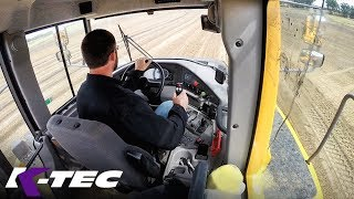 K-Tec ADT Scraper Operator Training