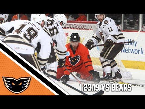 Bears vs. Phantoms | Jan. 23, 2019