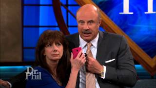 Dr Phil Confronts Accused Online Dating Scammer Video
