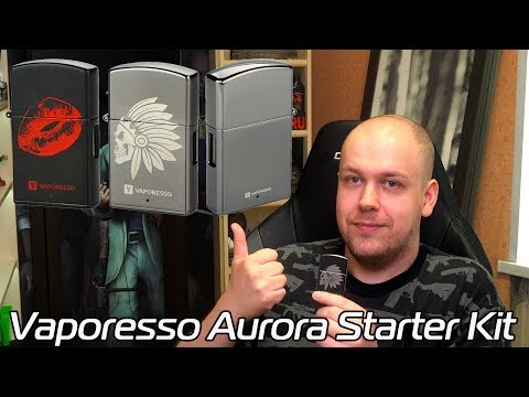 Aurora Starter Kit by Vaporesso