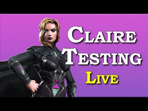 Black Widow Claire Voyant Regen Working As Intended Page