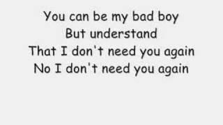 Cascada-Bad boy