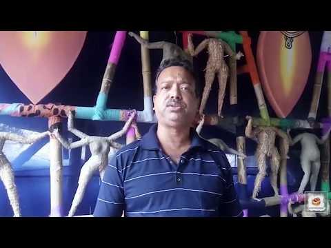 বিবেকানন্দ পার্ক অ্যাথলেটিক ক্লাবের দুর্গাপুজোর থিম