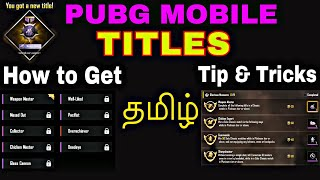 free download Pubg Mobile How to Get All Titles Tamil, all tip & trick with Details... Also getting Weapon MasterMovies, Trailers in Hd, HQ, Mp4, Flv,3gp
