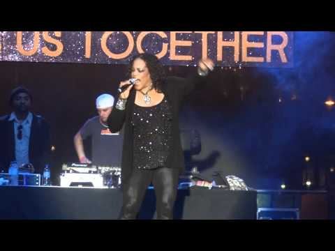 "Evelyn Champagne King ""Betcha She Don't Love You"" Long Beach Pride May 20, 2012"