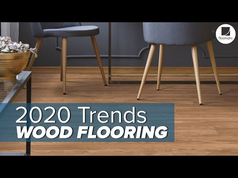 2019 Wood Flooring Trends