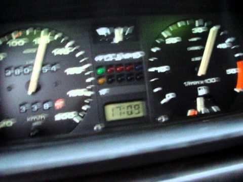 Mitsubissi autlender der 3.0 Aufwand des Benzins