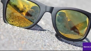 Make your next purchase using smart sunglasses