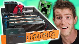 Building the ULTIMATE Minecraft Server