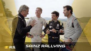 Video: F1 drivers test N5 car