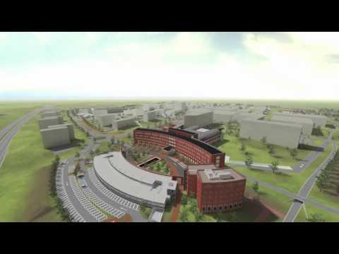 Virtuele maquette Health Campus Sterckwijk Boxmeer