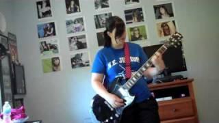 Crazy Over You by KSM [Guitar Cover]