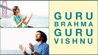 Guru Brahma Guru Vishnu | Guru Mantra (Lyrics   - YouTube