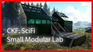 Small Modular Lab build - ARK - CKF: Science Fiction