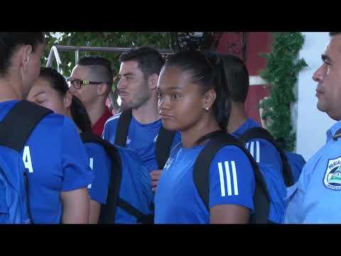 Se vive una tranquilidad y seguridad en los Juegos Centroamericanos