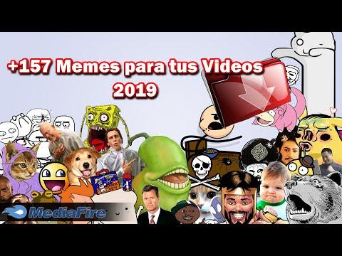 Pack de video memes para editar tus videos 2019 | +157 MEMES | Esteban Gonzalez