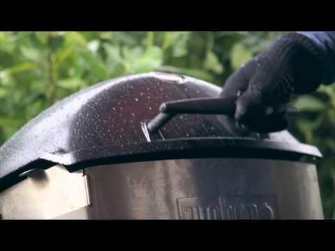 Cesta rectangular para asador Weber:  Cordero con verduras a la parrilla
