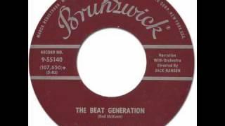 BOB McFADDEN - The Beat Generation [Brunswick 9-55140] 1959