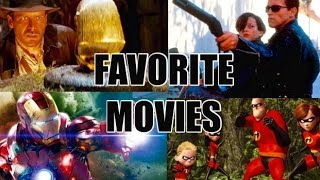 MY FAVORITE MOVIES OF ALL TIME