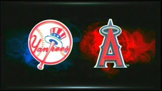 MLB 15 THE SHOW_YANKEES AT ANGELS (2018) GM # 130.480p.