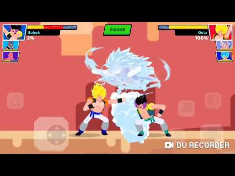 Vídeo do Stickman Warriors: Fighter Street VIP