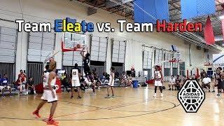 (Twinit) Team Eleate Vs Team Harden AAU July 22nd Tournament 2017
