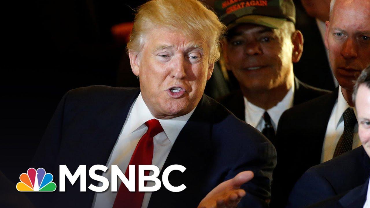 Donald Trump Takes 'Victory Lap On 50 Bodies' | Morning Joe | MSNBC thumbnail