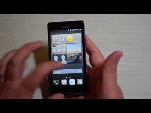 Huawei Ascend G6: Unboxing e primo avvio