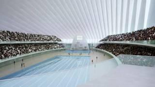 Città Dello Sport Roma 2020.avi