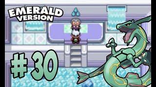 Pokémon Emerald Walkthrough Part 30 - Gym #8
