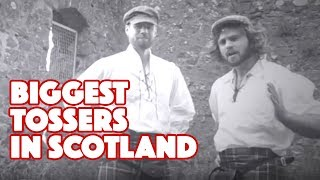 Haggis Tossers 2. The Archive footage