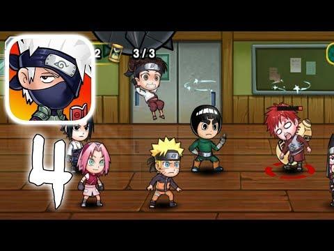 Ninja Rebirth (Naruto) - Gameplay Walkthrough Part 4