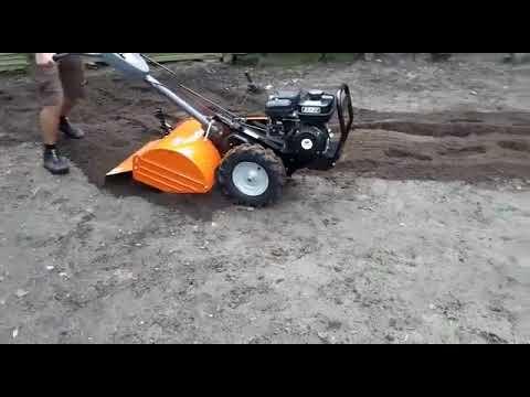 Husqvarna TR 530 Motorhacke/ Bodenfräse/ Gartenfräse