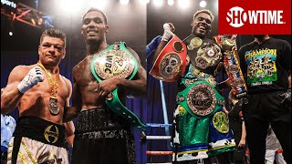 The Charlo Brother's Epic Night  | SHOWTIME BOXING PPV