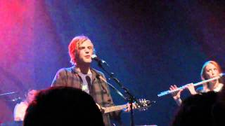 Johnny Flynn live @ Shepherd's Bush Empire 10th Dec 2010 - Cold Bread