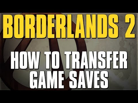 Transfer PS4 save to pc :: Borderlands 2 General Discussions