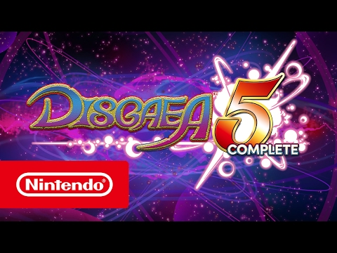 Видео № 2 из игры Disgaea 5: Complete - Limited Edition [NSwitch]