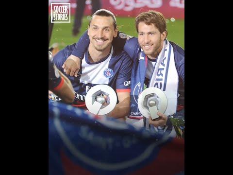 Who is Zlatan Ibrahimović's best friend? | Oh My Goal