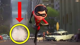 10 Things Disney is Hiding in The Incredibles 2 Movie