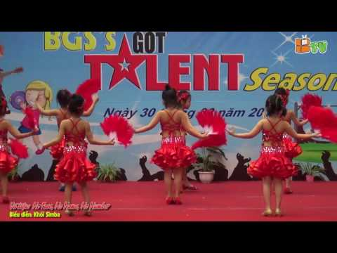 Vũ điệu No Face, No Name, No Number - BGS's Got Talent Kids 2017