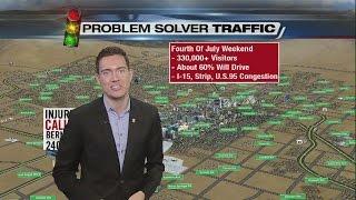 Fourth of July Traffic